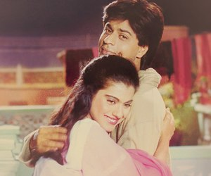 shahrukh khan and kajol image