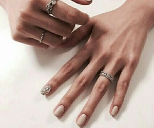 beautiful, cool, and nail polish image