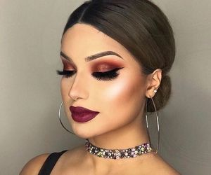 makeup and beauty image