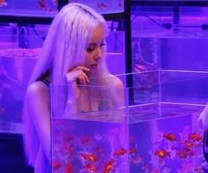 loona, jinsoul, and aesthetic image