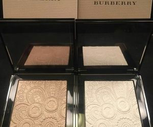 Burberry and makeup image