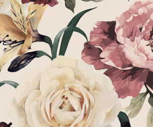 background, blossom, and flower image
