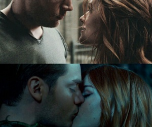 clary fray, clace, and shadowhunters image