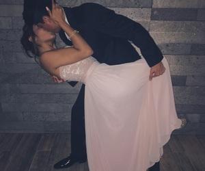 boyfriend, dance, and kiss image
