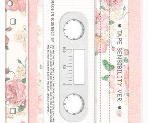 wallpaper, vintage, and cassette image