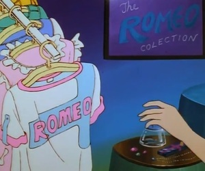 anime, aesthetic, and romeo image