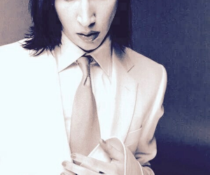 Marilyn Manson, music, and Mechanical Animals image