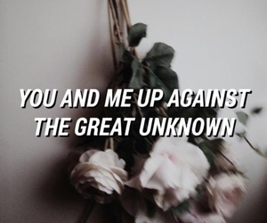 quote and aesthetic image