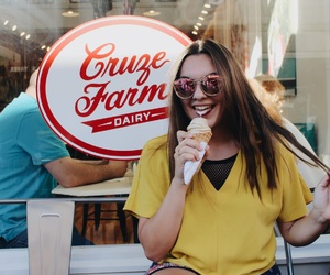 ice cream, summer, and photography image