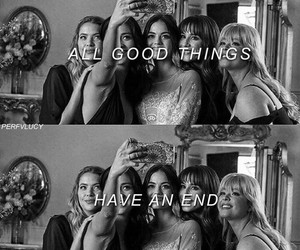 game over, pretty little liars, and spencer hastings image