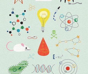 science, art, and quotes image