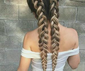 boy, braids, and fashion image