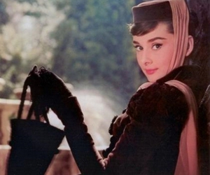 audrey, classic, and girl image