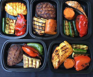 food, health, and lunch box image