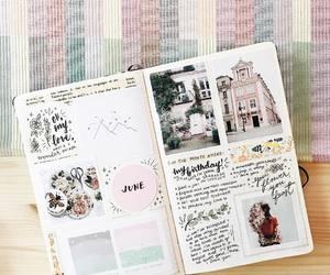 beautiful, pastel, and calendar image