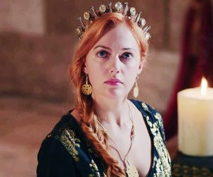 hurrem sultan, meryem uzerli, and magnificent century image