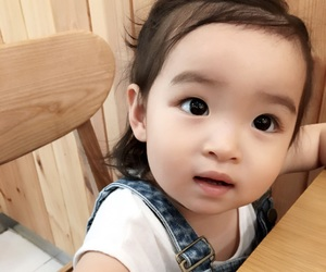 korean, KOREANS, and asian babies image