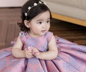 KOREANS, asian babies, and korean babies image