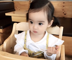 asian kids, asian babies, and korean kids image