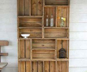 diy, shelf, and wood image