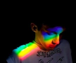 troye sivan, gay, and rainbow image