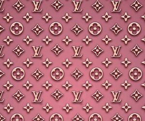 wallpaper, Louis Vuitton, and LV image
