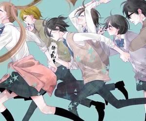 anime and fukumenkei noise image