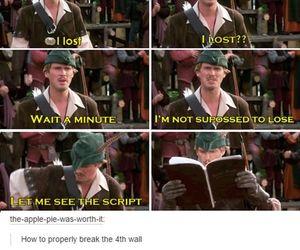 funny, robin hood, and lol image