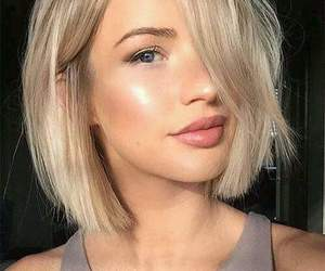 hairstyle, make up, and tumblr image