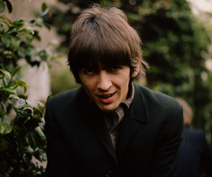 the beatles and george harrinson image