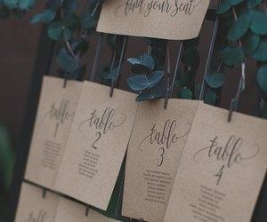 decoration, inspiration, and wedding image