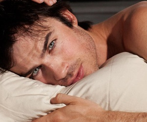 Hot, Vampire Diaries, and ian somerhalder image