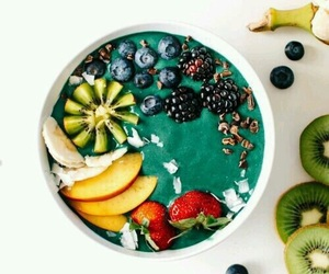abs, fitness, and food image