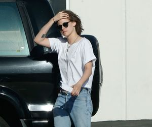 kristen stewart and outfit image