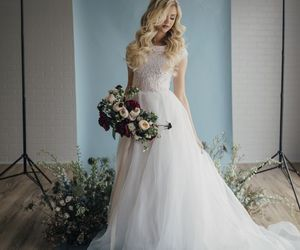beautiful, fashion, and gowns image