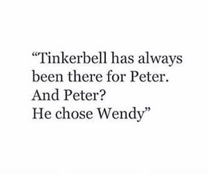 disney, quotes, and tinker bell image