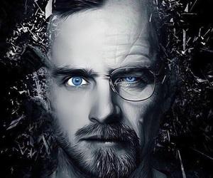 blue eyes, breaking bad, and digital art image