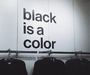 black, color, and grunge image