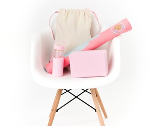 kids, minimalist, and pink image