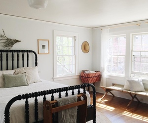 bedroom, home decor, and country living image