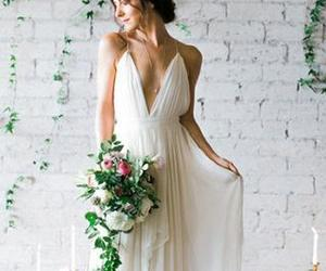 wedding dress and simple wedding dresses image