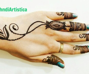 art, style, and fingers image