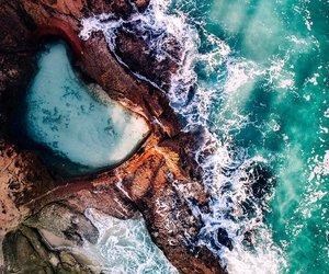 photography, sea, and beautiful image