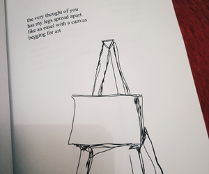 book, poetry, and rupi kaur image
