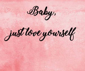 girls, life, and love yourself image
