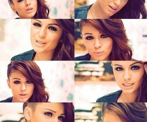 hairstyle, cher lloyd, and beauty image