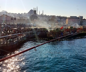 beautiful, capture, and istanbul image