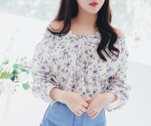 clothes, style, and korean fashion image