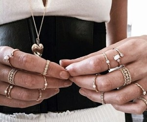 accessories, bags, and diamonds image