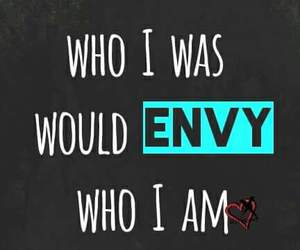 envy, jealous, and old me image